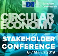 Circular Economy, European Stakeholders Conference 2019